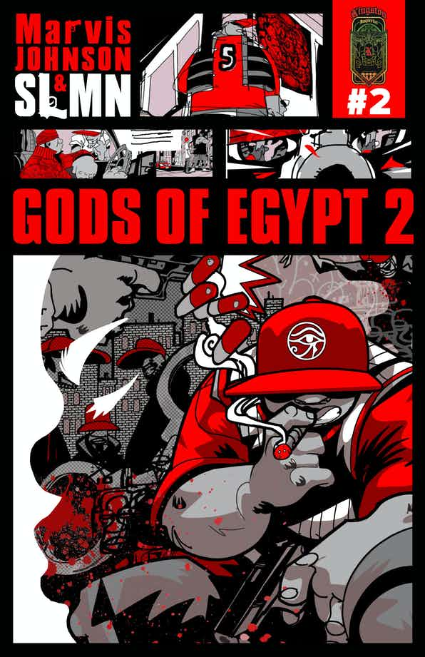 Gods of Egypt 2