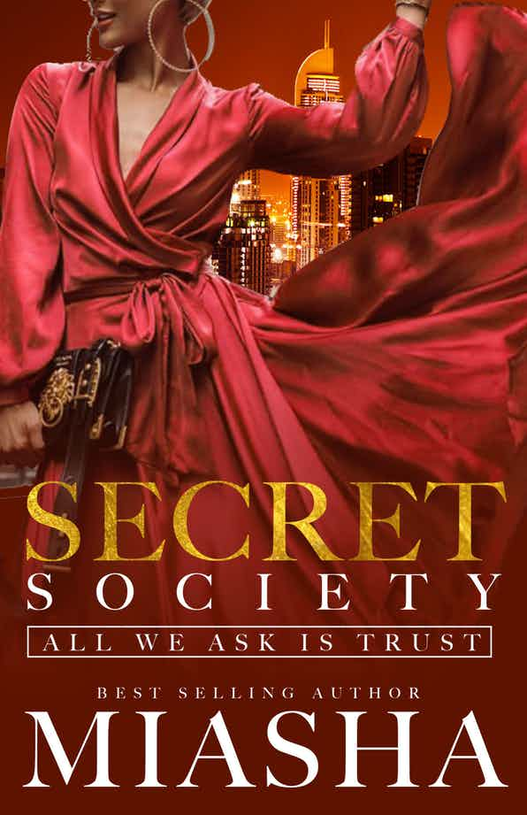 Secret Society<br> All We Ask Is Trust